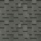 Черепица гибкая Shinglas Джайв Аккорд серый уп. 3 м2