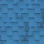 Черепица гибкая Shinglas Джайв Аккорд синий уп. 3 м2