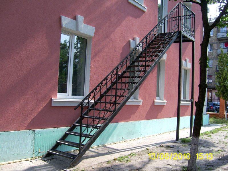 наружная лестница